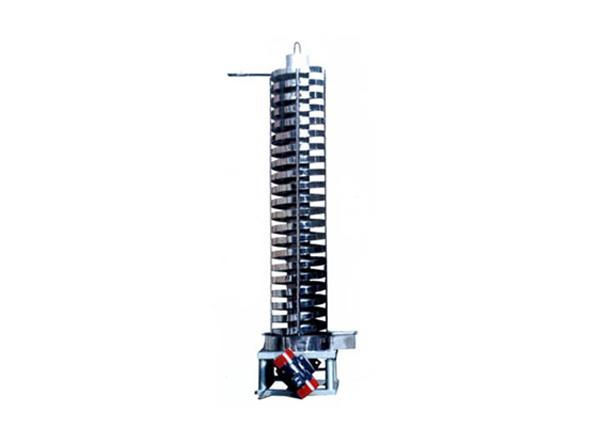 振动垂直提升机-输送机