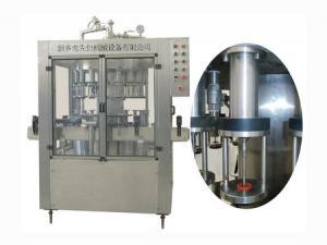 GDF系列单缸低真空灌装机